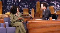 The Tonight Show Starring Jimmy Fallon - Episode 2 - Taraji P. Henson, BTS