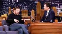 The Tonight Show Starring Jimmy Fallon - Episode 4 - Ricky Gervais, Shawn Mendes