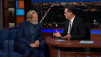 The Late Show with Stephen Colbert - Episode 17 - Jeff Bridges, Cedric the Entertainer, Mark Leibovich