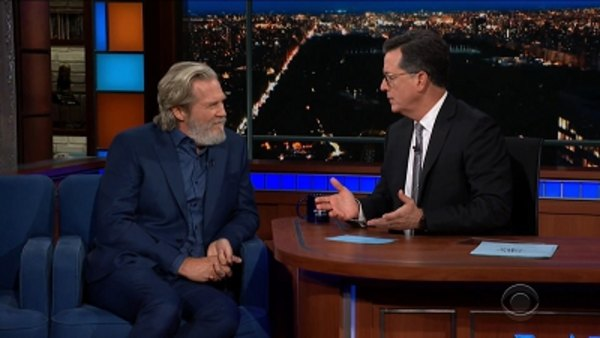 The Late Show with Stephen Colbert - S04E17 - Jeff Bridges, Cedric the Entertainer, Mark Leibovich