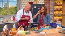 Rachael Ray - Episode 16 - Michael Weatherly Dishes On His 50th Birthday! Plus, Rach's Bacon-Wrapped...