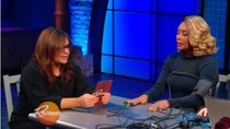 Rachael Ray - Episode 17 - Vivica A. Fox *Faces* a Lie Detector Test + Organize Your Pantry...