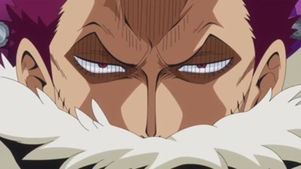 One Piece - Ep. 855 - The End of the Deadly Battle?! Katakuri's Awakening in Anger!