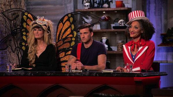 Halloween Baking Championship Season 2 Episode 1