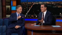 The Late Show with Stephen Colbert - Episode 19 - Jake Tapper, Eric Idle, Lauv, Julia Michaels