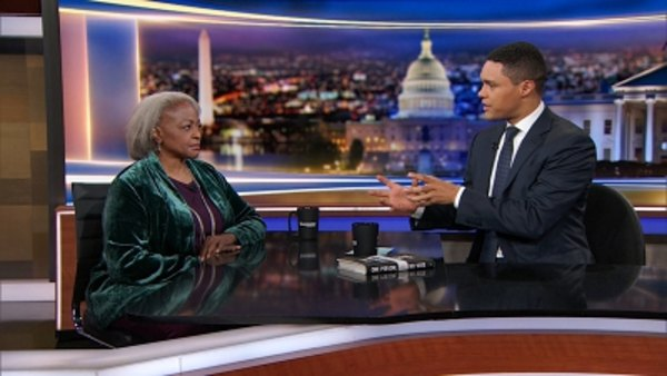 The Daily Show - S24E01 - Carol Anderson