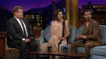 The Late Late Show with James Corden - Episode 17 - Riz Ahmed, Mary Elizabeth Winstead, Phosphorescent