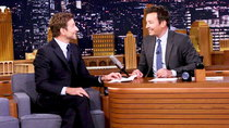 The Tonight Show Starring Jimmy Fallon - Episode 8 - Bradley Cooper, Kathryn Hahn, Jim James