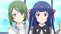 Sora to Umi no Aida - Episode 1 - Gonna Fish in Space!