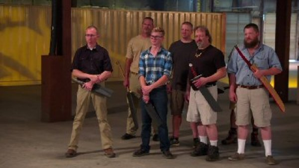 forged in fire knife or death season 2 contestants