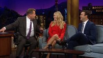 The Late Late Show with James Corden - Episode 19 - Beth Behrs, Taran Killam, Boy George