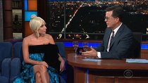 The Late Show with Stephen Colbert - Episode 22 - Lady Gaga, Caitlin Peluffo