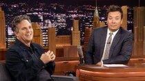 The Tonight Show Starring Jimmy Fallon - Episode 10 - Mark Ruffalo, Parkland students, Travis Scott, Jaboukie Young-White