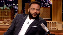 The Tonight Show Starring Jimmy Fallon - Episode 11 - Anthony Anderson, Shaquille O'Neal, Dinah Jane ft. Ty Dolla $ign...