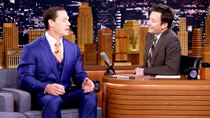 The Tonight Show Starring Jimmy Fallon - Episode 12 - John Cena, Maggie Gyllenhaal, H.E.R.