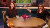 Rachael Ray - Episode 24 - Rach + Debra Messing Celebrate Their 50th Birthdays by Smashing...