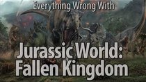 CinemaSins - Episode 80 - Everything Wrong With Jurassic World: Fallen Kingdom