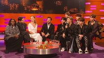 The Graham Norton Show - Episode 3 - Whoopi Goldberg, Jamie Dornan, Rosamund Pike, Harry Connick Jr.,...