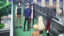 Lord of Vermilion: Guren no Ou - Episode 9 - Sometimes People Become Cheerful When Faced with Death