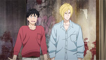 Banana Fish - Episode 11 - The Beautiful and Damned