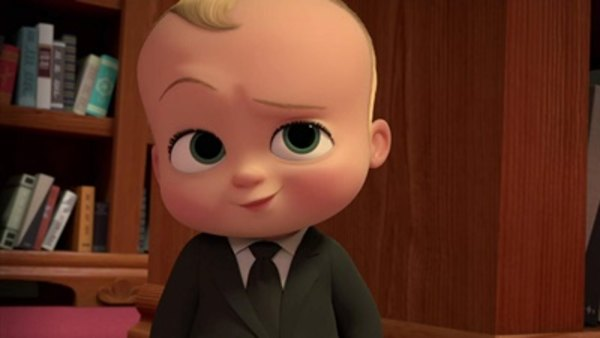The Boss Baby Back In Business Sezon 2 Seriya 4