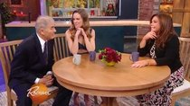 Rachael Ray - Episode 30 - Hilary Swank On Her Romantic Wedding In The Woods + Rach's Chorizo...