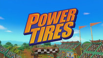 Blaze and the Monster Machines - Episode 10 - Power Tires
