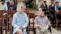 Young Sheldon - Episode 7 - Carbon Dating and a Stuffed Raccoon