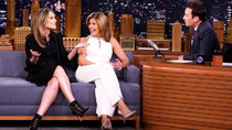 The Tonight Show Starring Jimmy Fallon - Episode 16 - Savannah Guthrie, Hoda Kotb, Juliette Lewis, Joey Purp ft. RZA