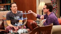 The Big Bang Theory - Episode 7 - The Grant Allocation Derivation