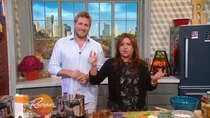 Rachael Ray - Episode 33 - Curtis Stone's Cozy Fall Soup & Sammies + What's a Fitness Pyramid?
