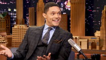 The Tonight Show Starring Jimmy Fallon - Episode 17 - Trevor Noah, Lucas Hedges, Gigi Hadid, Brockhampton