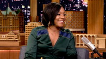 The Tonight Show Starring Jimmy Fallon - Episode 19 - Tiffany Haddish, Steve Kornacki, Buddy