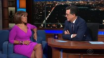 The Late Show with Stephen Colbert - Episode 32 - Gayle King, Andrea Bocelli, Matteo Bocelli