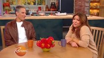 Rachael Ray - Episode 37 - Skeleton + Unicorn Halloween Makeup Looks! Plus, Former Star...