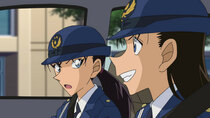 Meitantei Conan - Episode 918 - The Mini-Patrol Car Police's Big Chase