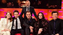 The Graham Norton Show - Episode 5 - Eddie Redmayne, Jude Law, Melissa McCarthy, Emma Stone, Rick...