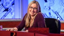 Have I Got News for You - Episode 5 - Victoria Coren Mitchell, Janey Godley, Robert Rinder