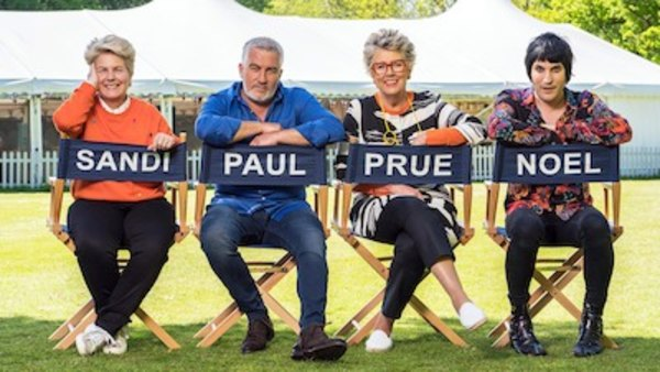 The Great British Bake Off Season 9 Episode 10