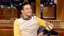 The Tonight Show Starring Jimmy Fallon - Episode 21 - Rami Malek, Chrissy Metz, John Prine