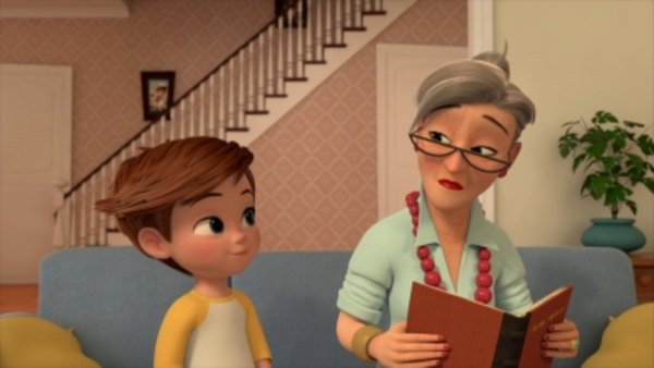 The Boss Baby Back In Business Season 2 Episode 9