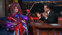 The Late Show with Stephen Colbert - Episode 34 - Kerry Washington, Taylor Mac