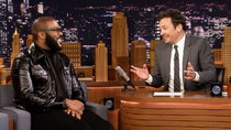 The Tonight Show Starring Jimmy Fallon - Episode 22 - Tyler Perry, Abbi Jacobson, KISS