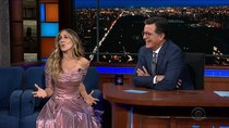 The Late Show with Stephen Colbert - Episode 35 - Sarah Jessica Parker, Nancy Pelosi, Christine & the Queens