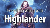 CinemaSins - Episode 86 - Everything Wrong With Highlander