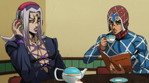 JoJo no Kimyou na Bouken: Ougon no Kaze - Episode 5 - Find Polpo's Fortune!