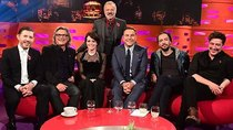 The Graham Norton Show - Episode 6 - Claire Foy, Kurt Russell, David Walliams, Lee Evans, Mumford...