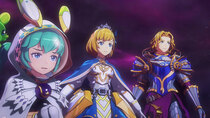 Monster Strike The Animation - Episode 17 - Britannia's Guiding Light