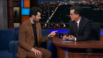 The Late Show with Stephen Colbert - Episode 38 - Billy Eichner, Itzhak Perlman