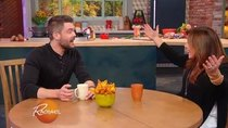 Rachael Ray - Episode 43 - Rach's Turkey, Stuffing and French Onion Mashed Potatoes + Make-Ahead...